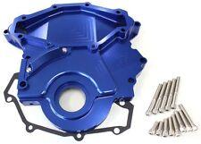 Aeroflow Holden V8 304 308 Billet Timing Cover (Blue) - AF64-4358