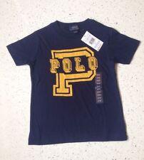 Polo Ralph Lauren Boys' Logo Short Sleeve Sleeve T-Shirts & Tops (2-16 Years)
