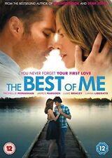 The Best of Me James Marsden Michelle Monaghan Liana Liberato UK R2 DVD