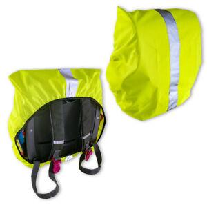 Regenschutz für Schulranzen und Rucksäcke, reflektierend