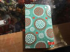"Silvine Diseño Floral 6"" de Alto Nota Libro Jotter linnned diseño en papel 2"