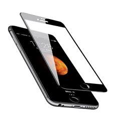 3D Schutzglas 9H für Apple iPhone 8 + Plus VOLLKLEBEND Schutzfolie SCHWARZ