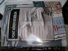 µµ Temoignages de Guerre Carte ope. + similé journaux n°52 Pont aerien Berlin