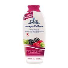Felce Azzurra Bath Foam Softening - Raspberry & Blackberry of Trentino 25.36oz