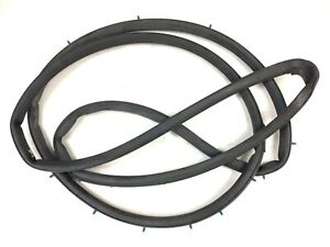 02-06 Acura RSX Right Pass. Weatherstrip Gasket Rubber Around Door Seal Used OEM