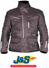 Frank Thomas Men Motorcycle Jackets with Quilted Lining