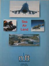 9/1989 PUB NFT NORSK FORSVARSTEKNOLOG KONGSBERG NORWAY F-16 ARMAMENT ORIGINAL AD
