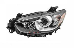 *NEW* HEAD LIGHT LAMP (GENUINE XENON HID) for MAZDA CX5 CX-5 KE 2012 - 2014 LEFT
