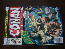 Conan #90 VF+ Cavern On The Giant Kings