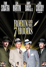 Used,Good DVD Robin and the Seven Hoods~Gordon Douglas,Frank Sinatra, Dean Marti