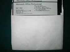 Microsoft Office Professional v4.3 on 1.2MB Disks (36 Disks, No Install Key)