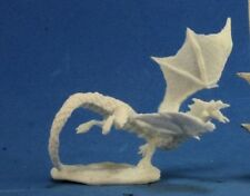 Dragon Hatchling NERO-Mietitore Miniatures Dark Heaven ossa - 77273