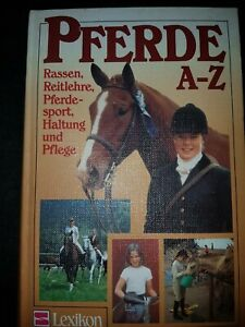 Lexikon Pferde A-Z