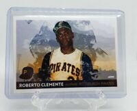 Roberto Clemente AES Project 2020 Custom Card
