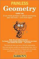 Painless Geometry (Painless Series), Lynette Long, 0764117734, Book, Good