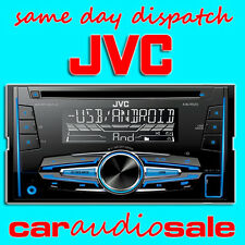 jvc car stereos head units for sale ebay. Black Bedroom Furniture Sets. Home Design Ideas