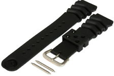 Divers Z22 strap for Seiko with genuine buckle & springbars