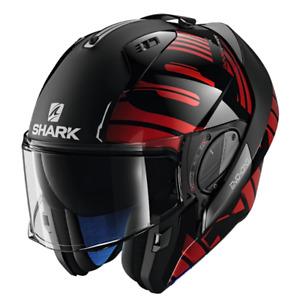 Shark EVO-One 2 Lithion Full Face Modular Motorcycle Helmet