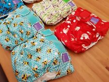 Bambino Mio reusable nappies, cloth & liners  (Brand New Rare)
