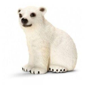 Schleich   Polar Bear Cub 14660   BRAND NEW FREE POST (To27