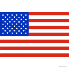 Flagge aus Stoff USA 90 x 150 cm, Star Spangled Banner, Nationalflagge