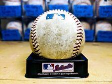 KEN GRIFFEY JR HR #534 GAMEUsed Baseball TIES JIMMIE FOXX ON HR LIST HOF