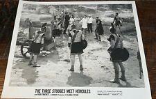 The Three Stooges Meet Hercules 8x10 Print