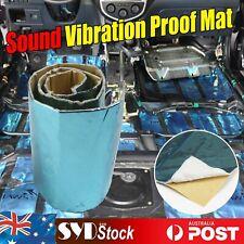 Stop Shock Sound Deadener Insulation Vibration Damper Butyl Material Roll 24sqft