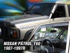 Heko 24263 derivabrisas 4 pzas. nissan patrol talla y60 5/3 türig año 1987-1997