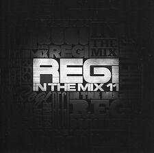 Regi (Milk Inc.) : Regi in the Mix 11 (2 CD)