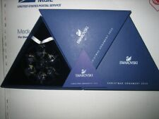 SWAROVSKI 2010 ORNAMENT- MINT IN BOX
