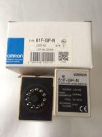 1pc new Omron 61F-GP-N liquid level controller 220VAC