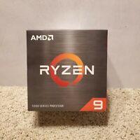 🔥 AMD Ryzen 9 5900X Processor 🔥 4.8GHz 12 Cores AM4 ⚡ Fast Shipping! 🚚💨