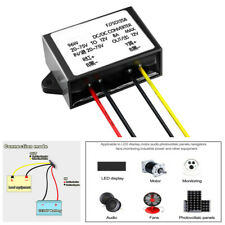 60V 48V 36V to 12V 8A DC Converter Step Down Buck Car Truck Vehicle Power Supply