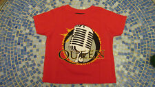 Queen Radio Ga Ga Microphone Official Toddler T Shirt