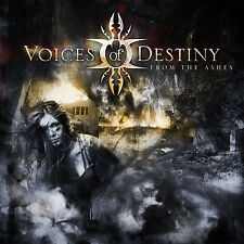 VOICES OF DESTINY - From The Ashes - CD - 200668