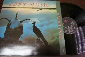 "ROXY MUSIC - Avalon, LP 12"" SPAIN 1986"