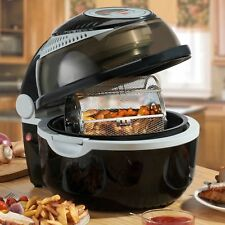 Airfryer Air Fryer Halogen Oven Rotisserie Digital Healthy Oil Cooker 10l