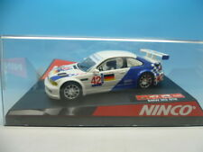 Ninco 50270 BMW M3 GTR Motorsport No42, used car