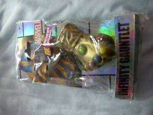 NEW! Sealed PX Previews Exclusive INFINITY GAUNTLET keyring (Avengers Marvel)
