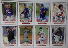 2014 Bowman Draft Minnesota Twins Team Set 8 Baseball Cards