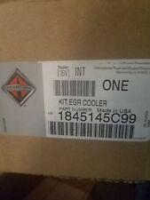 EGR Cooler Kit For a Ford  International Navistar Kit 1845145C99 TRUCK BUS OEM