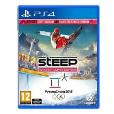 Steep: Winter Games Edition (PS4) Brand New and Sealed UK Quick Dispatch