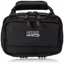 """Gator Cases Padded Nylon Mixer/Gear Carry Bag with Removable Strap; 8.25"""" x 6..."""