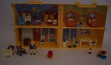 Playmobil maison de famille transportable set 4140