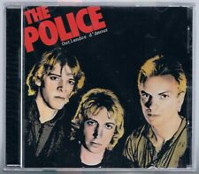 THE POLICE OUTLANDOS D'AMOUR CD  SIGILLATO!!!