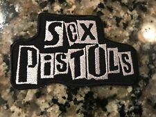 Sex Pistols Iron On Patch! Also See Dead Kennedy's The Clash Ramones