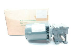 General Electric Ge 7NW132CA1DA Gearmotor 172.5rpm 3ph 1/4hp 230/460v-ac