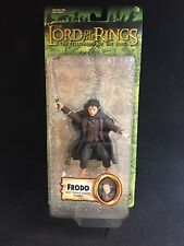 Lord Of The Rings Fellowship Of The Ring Frodo With Sword Attack