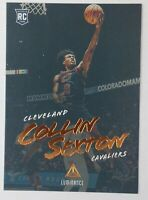 2018 Panini Chronicles Luminance Bronze Collin Sexton Rookie RC #151, Parallel